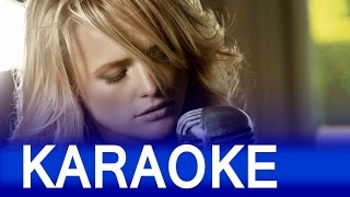 Miranda Lambert - Mama's Broken Heart [Lyrics]