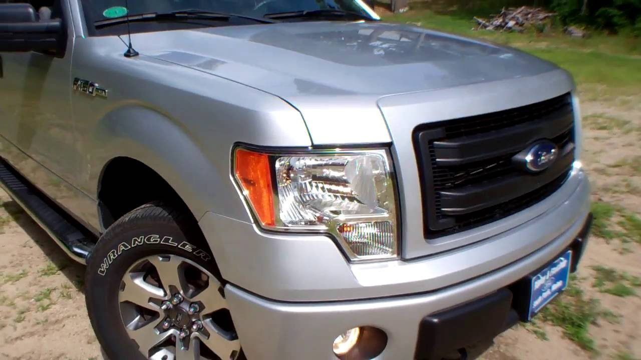 best price lowest price used 2014 ford f 150 4x4 for sale near portland maine youtube. Black Bedroom Furniture Sets. Home Design Ideas