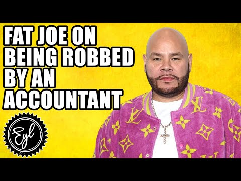 FAT JOE LOST MILLIONS & WENT TO JAIL AFTER BEING ROBBED BY AN ACCOUNTANT