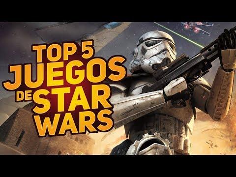 Top: Juegos de Star Wars