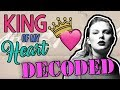 King Of My Heart - Taylor Swift Lyrics EXPLAINED