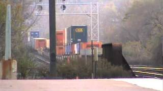 Railfanning Syracuse New York
