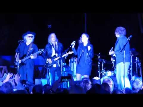 Filthy Friends w/ John Paul Jones - The Jean Genie (2016 Todos Santos Music Festival)