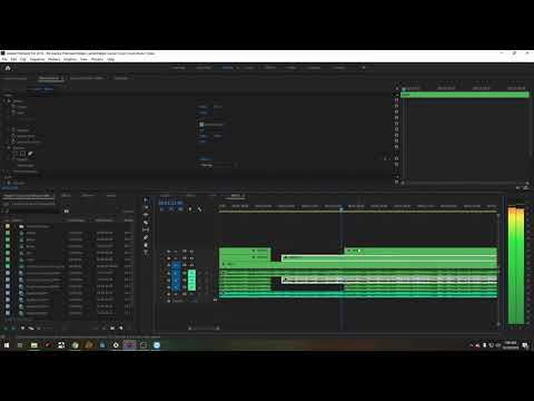 Adobe Premiere - Nested Sequences/Clips freeze Premiere/Playhead etc