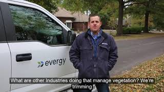 Evergy vegetation maintenance program