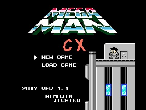 Mega Man CX — Official English Translation
