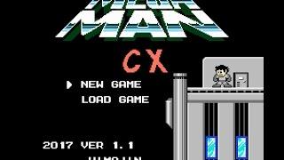 Mega Man CX — Official English Translation