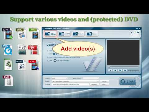 Video To MPEG-1 - How To Convert Video To Mpeg-1 With Video Converter