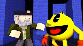 Minecraft | PACMAN EN MINECRAFT | Minecraft Vanilla