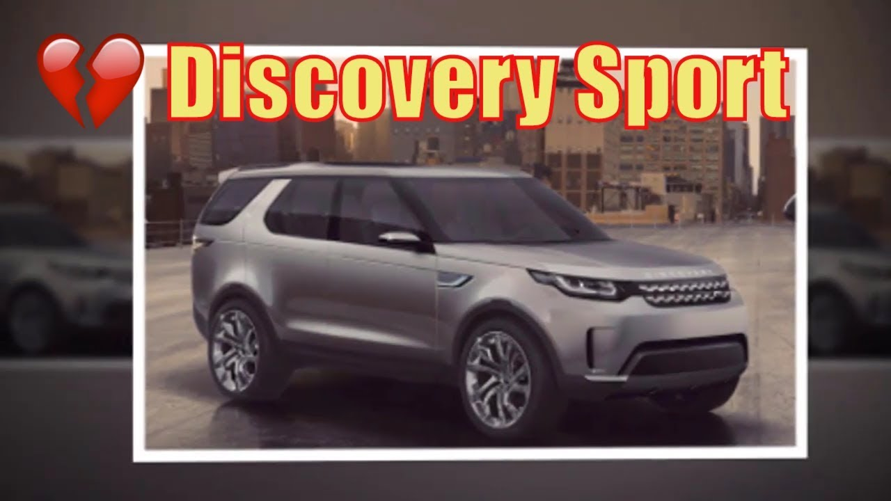 2020 Land Rover Discovery Sport Hse Luxury 2020 Land Rover