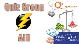 Quiz Group или AIR? Партнерская программа youtube.