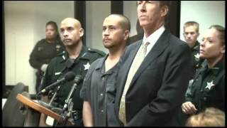 Raw Video: Zimmerman Appears in Court