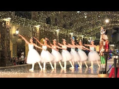 "Las Vegas Ballet Company Performing ""The Nutcracker"" @Tivoli Village"