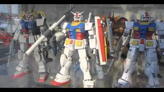 C Module - Gundam Stores in Japan - Hobby shop