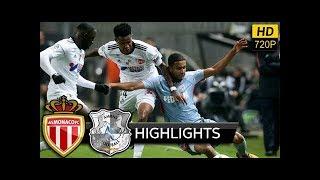 Amiens vs AS Monaco 1-1 extended Highlights & All Goals - résumé ligue 1 conforama - 17/11/ 2017 HD