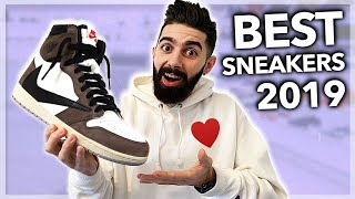 TOP 10 DES MEILLEURES SNEAKERS 2019 | SOStyle