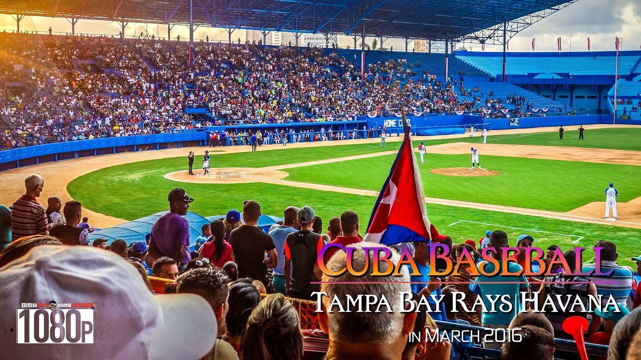 1080p baseball cuba x tampa bay rays 1 x 4 2016 03 22 estadio latinamericano havana youtube 1080p baseball cuba x tampa bay rays 1 x 4 2016 03 22 estadio latinamericano havana