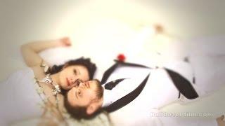 Необычный сюжет свадебного клипа Женя и Даша