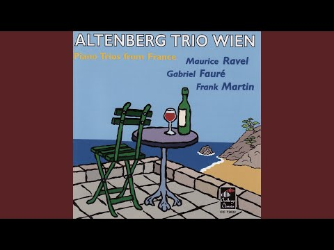 Trio Sur Des Mélodies Populaires Irlandaises For Piano, Violin An Violoncello, W 20