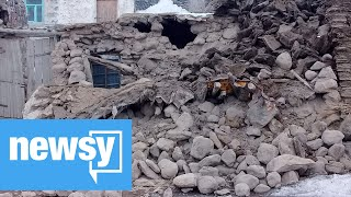 Earthquake Kills At Least 9 In Turkey