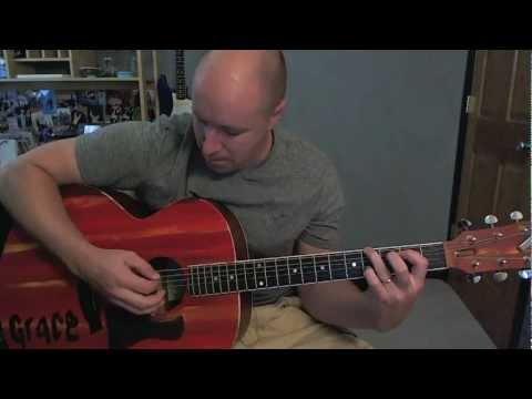 Carry On- Guitar Lesson- Fun.  (Todd Downing)