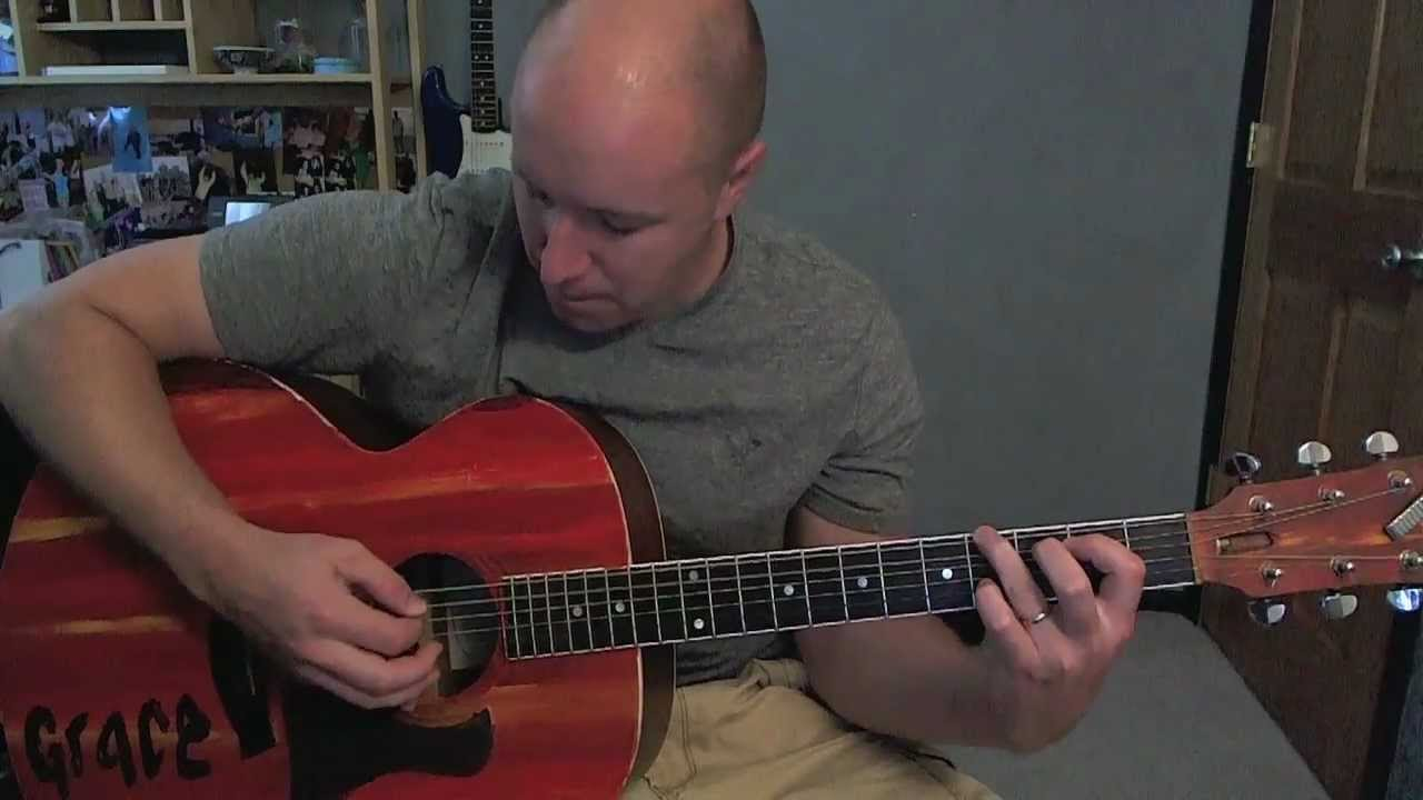 Carry On Guitar Lesson Fun Todd Downing Youtube