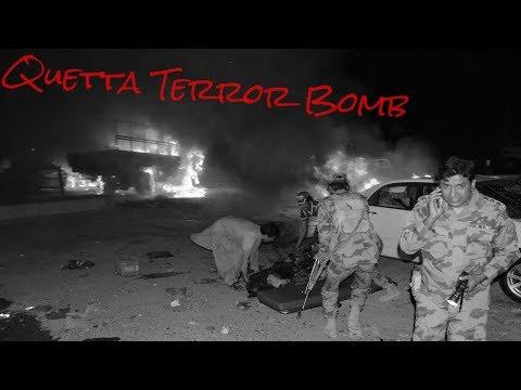 Quetta Terror Bomb (Pakistan)