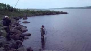 flyfishing kola kitza yokanga 2010