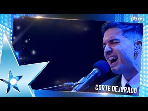 SERGIO cantó y tocó SERÁ de RICARDO MONTANER