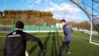 Goalkeeper - Reflex, Agility - U14 U15 - TRAINING SESSION
