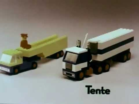 Hasbro - Tente - Come To Life - Vintage Commercial - 1970s & Hasbro - Tente - Come To Life - Vintage Commercial - 1970s - YouTube