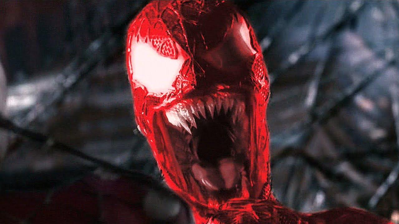 Black suit spiderman vs carnage - photo#3