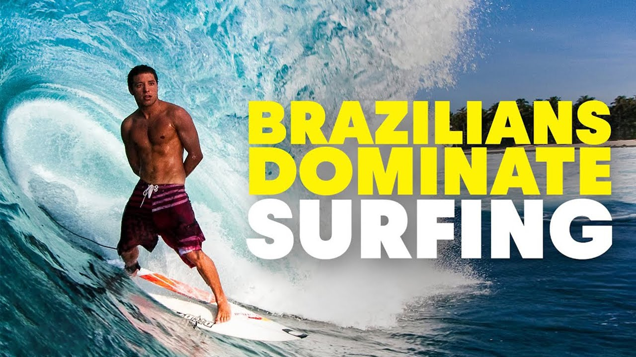 Why do Brazilians Dominate the World of Surfing?