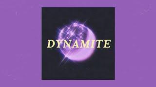 Dynamite (Slow Jam Remix) || BTS