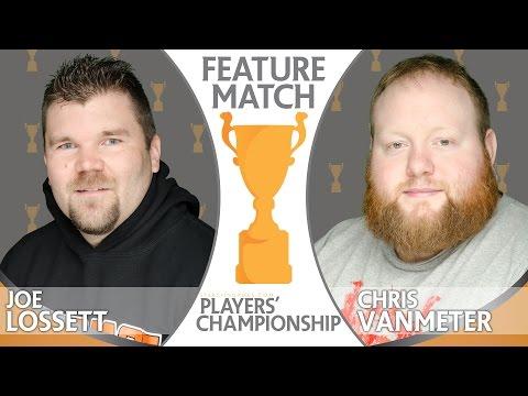 SCGPC - Match 8 - Joe Lossett vs Chris VanMeter [Magic: the Gathering]