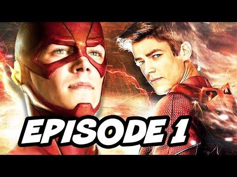 The Flash Season 3 Episode 1 and Arrow Season 5 Begin