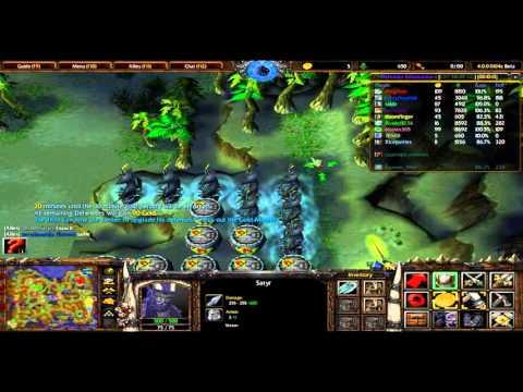 Island Defense #7 Titan lucky item drops