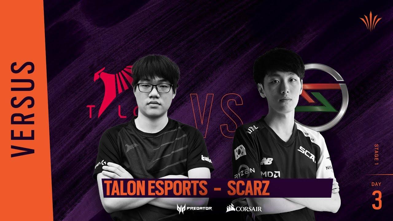 Talon Esports vs SCARZ // Rainbow Six APAC North Division - Playday #3