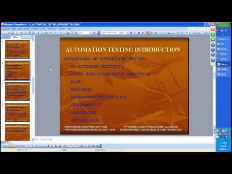 qtp-tutorial-qtp-framework-automation-introduction