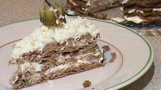 Диетический печеночный торт.  Диета Дюкана.