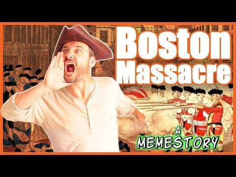 Boston Massacre: A Memestory