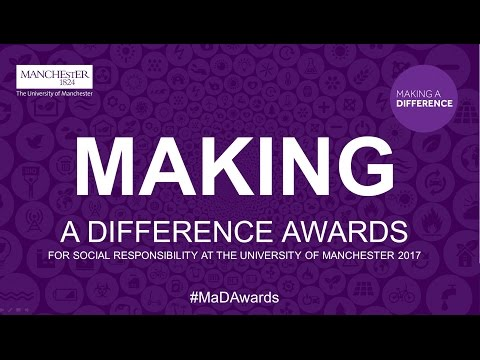 Making a Difference Awards 2017