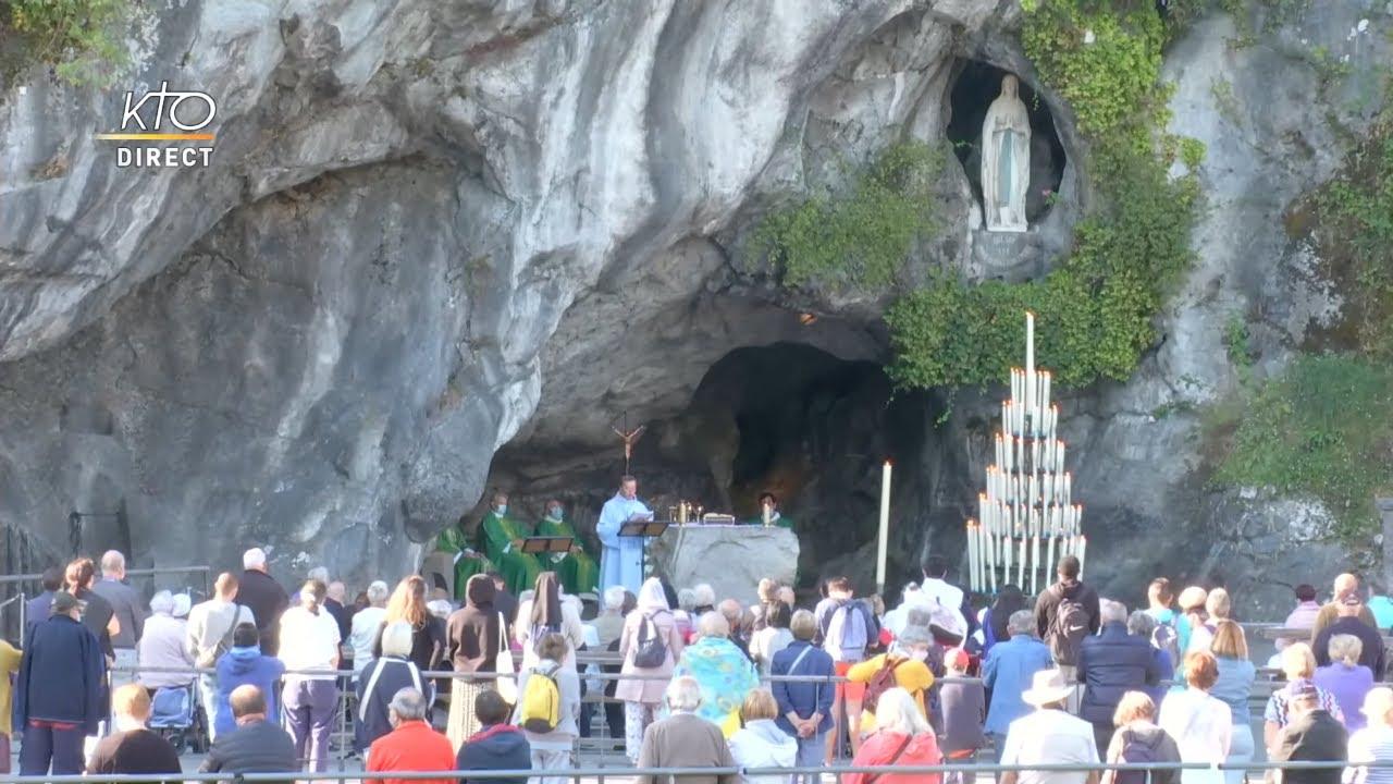 Download Messe du 11 septembre 2020 à Lourdes