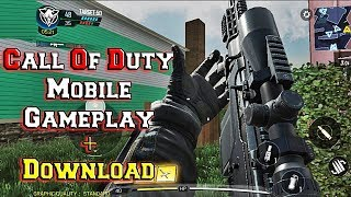 Call of Duty Legends Of War Android ( Call Of Duty Mobile Android  )