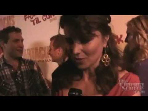 Andy Whitfield, Lucy Lawless, Jai Courtney Exclusive Interviews Spartacus: Blood and Sand
