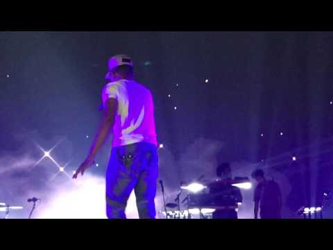 Chance The Rapper - Juke Jam (Live at the American Airlines Arena on 6/13/2017)