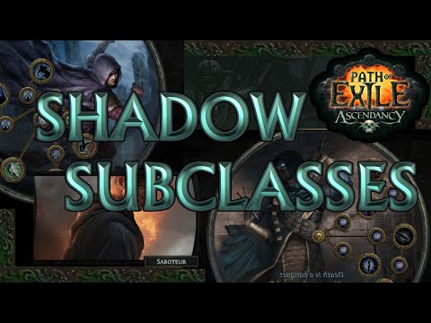 Path of Exile: Shadow Ascendancy Classes Review