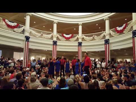 Voices of Liberty - Battle Hymn of the Republic - July 4, 2017