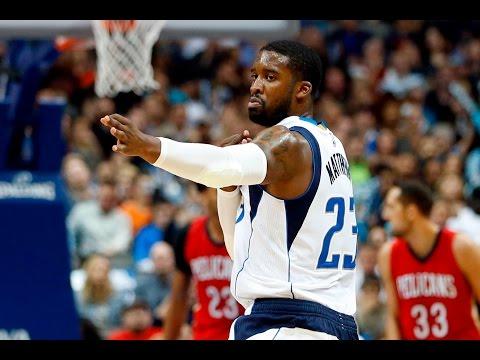 Wesley Matthews mix - 2015-2016 Season Highlights - Dallas Mavericks - Part 2 - Arrows