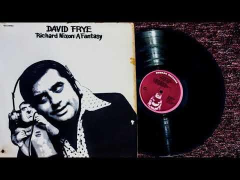 David Frye - Richard Nixon, A Fantasy